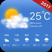 Tải dự báo thời tiết APK