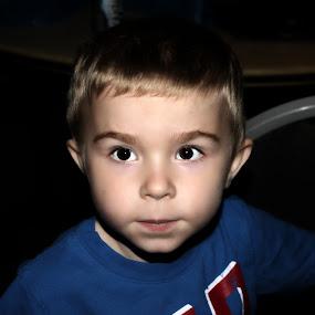 Eyes of Wonder by Sherrie Erickson Dunford - Babies & Children Child Portraits (  )