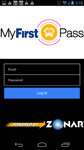 My First Pass
