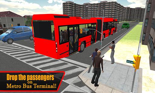 3D地下鉄バスシミュレータゲーム
