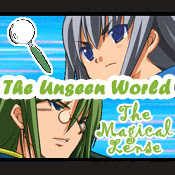 PC Game Unseen World: Magical Lense [portable]