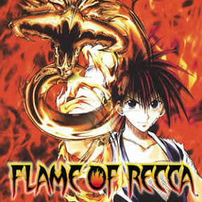 Manga Scan Flame of Recca [eng]