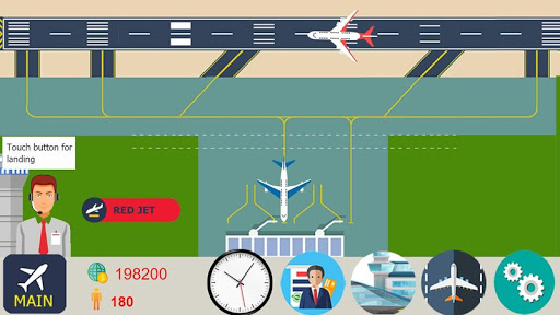 Airport Tycoon Manager 1.3 screenshots 4