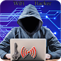 Master wifi  hacking prank icon