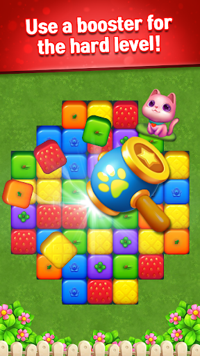 Sweet Garden Blast Game apkmr screenshots 6