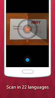 Screenshot of Business Card Reader Pro