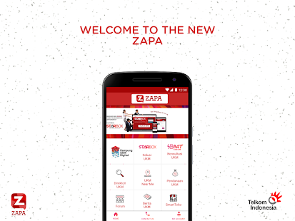 ZAPA- screenshot thumbnail