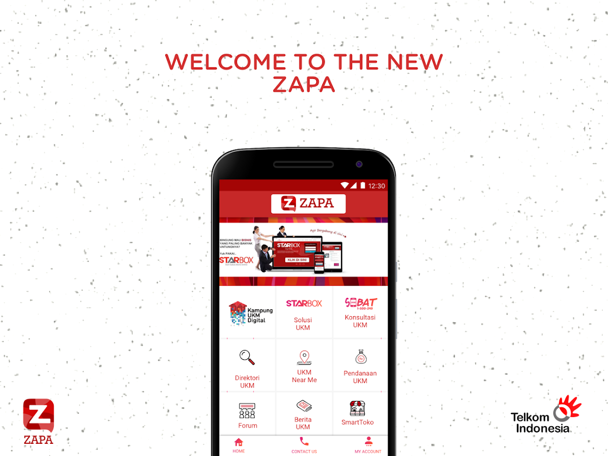 ZAPA- screenshot