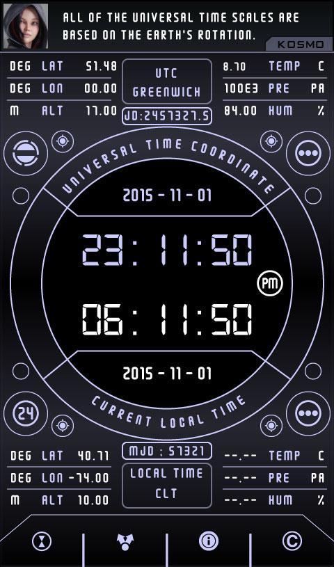 UTC-GMT-ZULU Time- screenshot