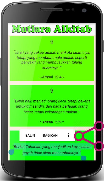 Kata Mutiara Natal Terindah Android تطبيقات Appagg