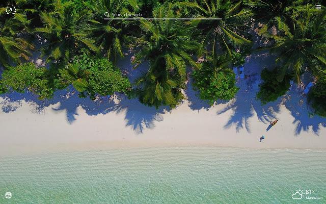 Aerial Views HD Wallpapers New Tab Theme