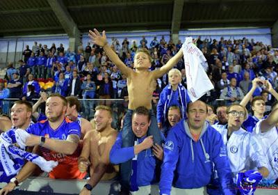 Malaise à Gand entre les supporters et la direction