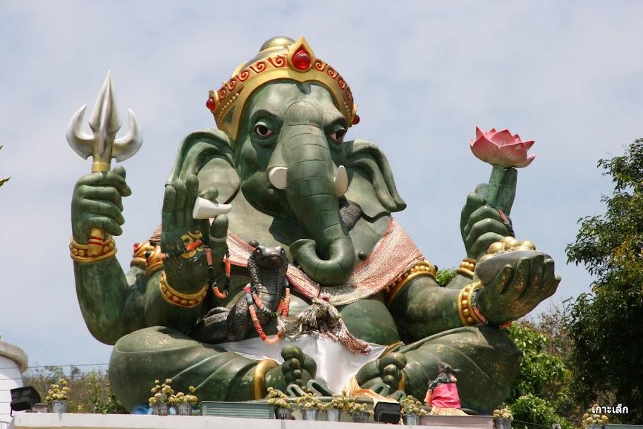 Wat Kaew Praset チュンポン