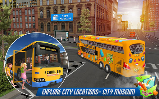 School Bus Driver Simulator 2018: City Fun Drive 1.0.2 screenshots 9