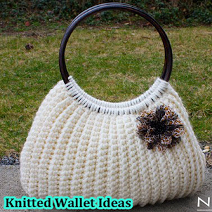 Knitted Wallet Ideas - náhled