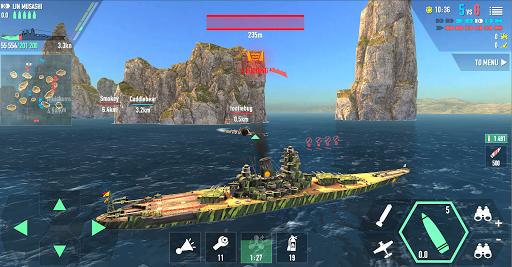 Battle of Warships: Naval Blitz 1.72.12 screenshots 20