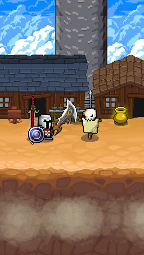 Grow SwordMaster - Idle Action Rpg 1.0.15 screenshots 1