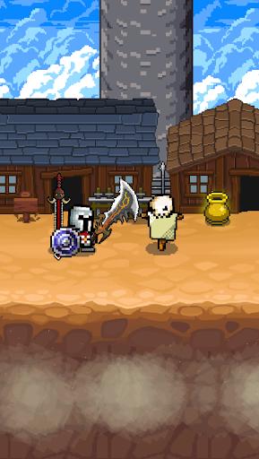 Grow SwordMaster - Idle Action Rpg 1.0.14 screenshots 1