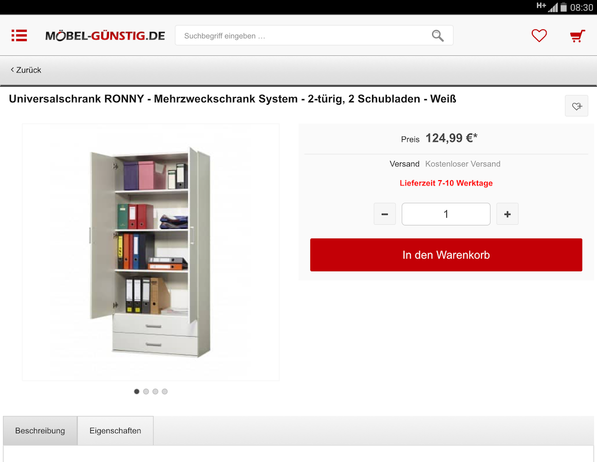 Möbel Günstig.de   Android Apps on Google Play