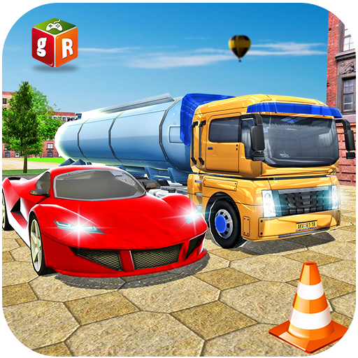 Obstacle Multi Vehicle Parking (game)
