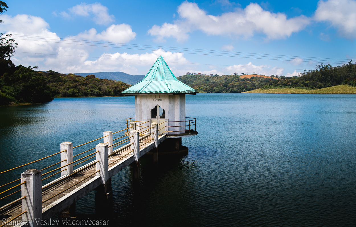 Озерцо возле Нувара-Элии