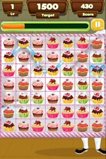 Match Cupcake - náhled