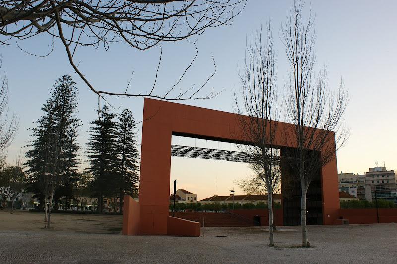 Setúbal, Praça José Afonso
