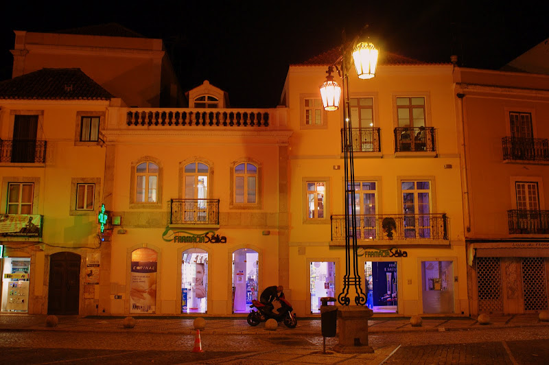 Candeeiros, Praça du Bocage, Setúbal