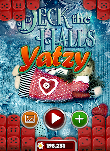 Yatzy: Deck the Halls- screenshot thumbnail
