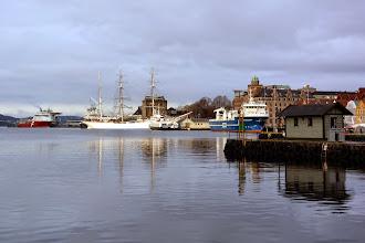 Photo: Bergen Harbor