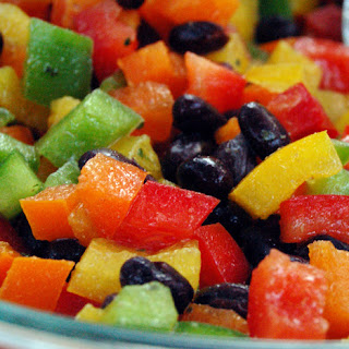 Black Bean Confetti Salad Recipe
