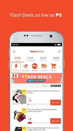 Shopee 8.8 Fashion Sale screenshots 4