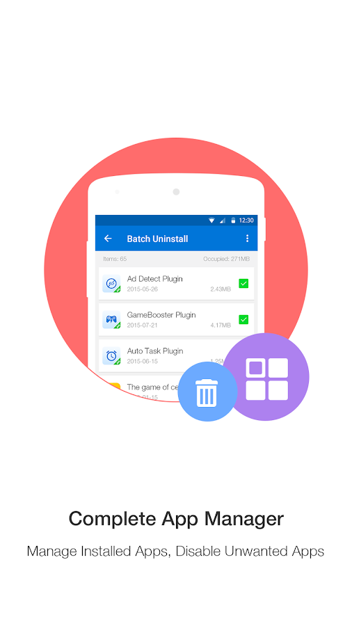 how to clean junk files in android manually