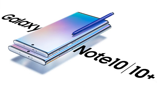 Samsung Galaxy Note 10.