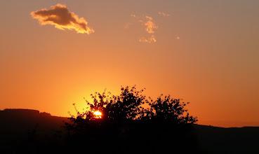 Photo: Západ slunce nad Mikulčiným vrchem