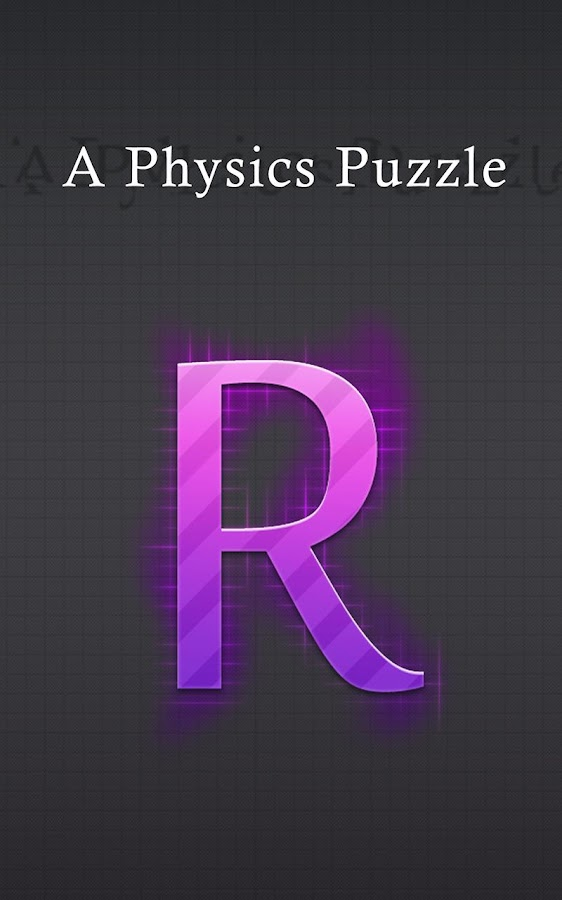 R. Physics Puzzle Game- screenshot