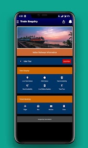Indian Railway – IRCTC & PNR Status Apk  Download For Android 1
