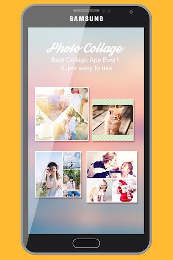 Photo Collage Selfie