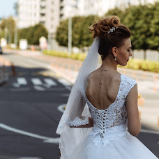 Wedding photographer Maksim Chub (chub-udovenko). Photo of 06.02.2018