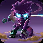 Ninja Dash – Ronin Shinobi: Run, Jump & Slash foes MOD APK 1.2.9 (Unlimited Money)