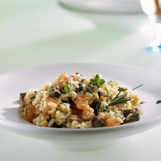 Italian Rice Dish with Game Meat