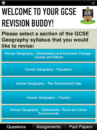 GCSE Geography 6.0.2 screenshot 1095716