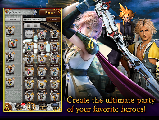 FINAL FANTASY Record Keeper screenshot 9