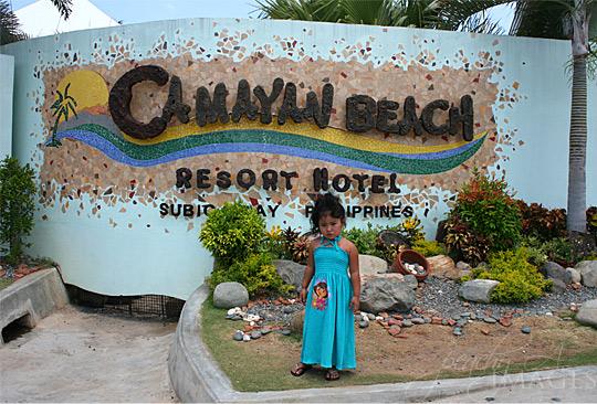 Camayan Beach subic