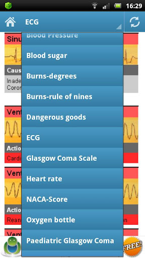 Paramedics - First Aid screenshot for Android