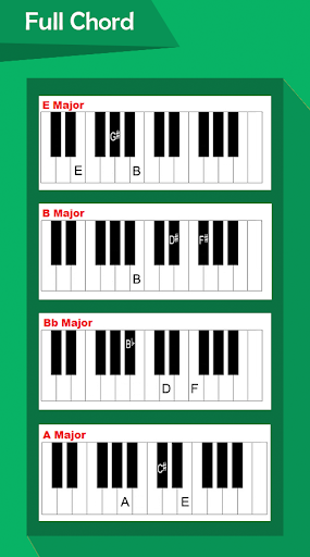 Learn Piano Chords Apk Download Apkpure