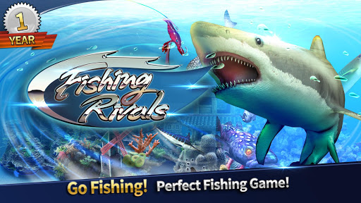 Télécharger Fishing Rivals : Hook & Catch APK MOD (Astuce) screenshots 2