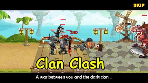 玩免費角色扮演APP 下載clan tribe clash app不用錢 硬是要APP