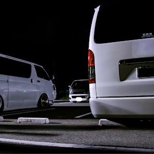 ハイエースバン 4型 スーパーGL ガソリン 2WDのカスタム事例画像 dorihiroさんの2020年09月22日23:06の投稿