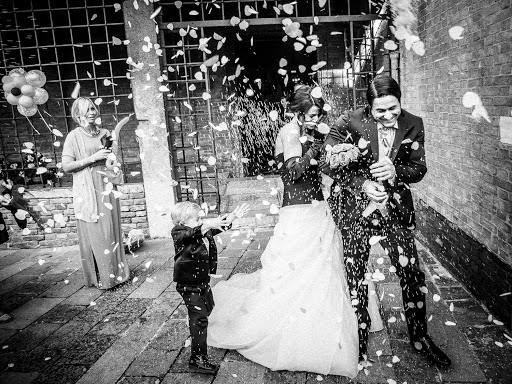 Wedding photographer Vittore Buzzi (buzzi). Photo of 03.02.2015